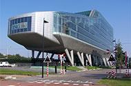 De klapschaats, Amsterdam