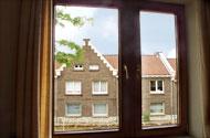 raam van de overburen